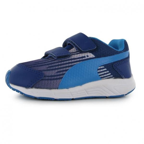 27-es fiú puma cipő Sequence inf 54 kék gyerek sportcipő 986a297a58