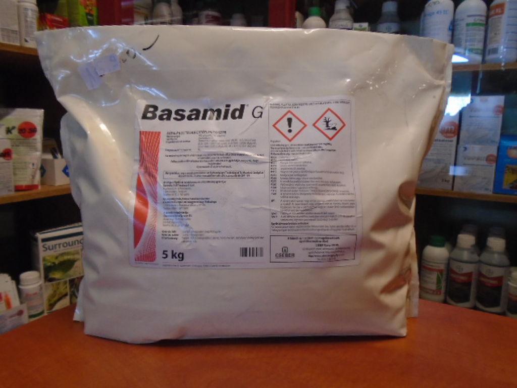 Basamid talajfertőtlenítő